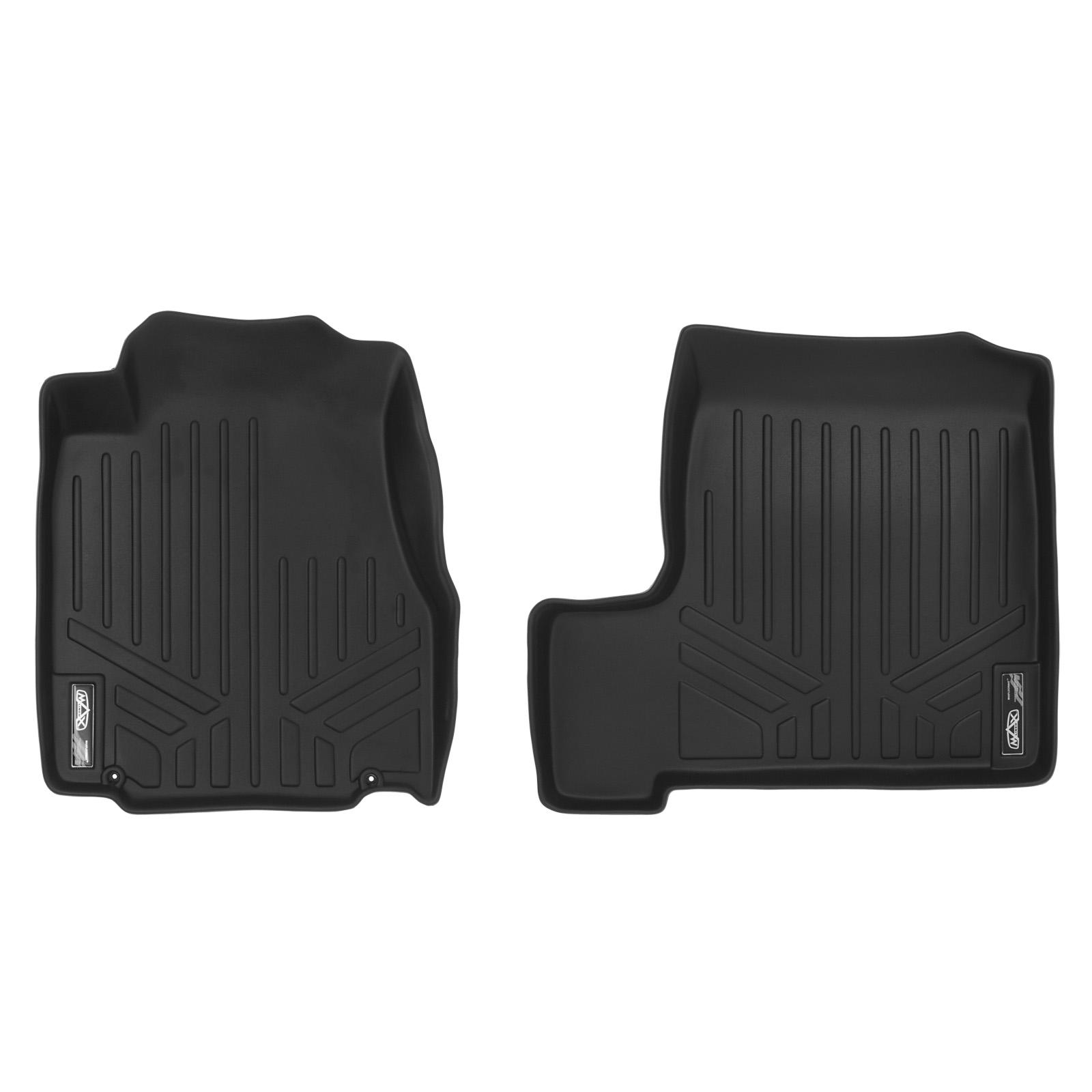maxfloormat  weather front floor mat liner black fit honda cr    ebay