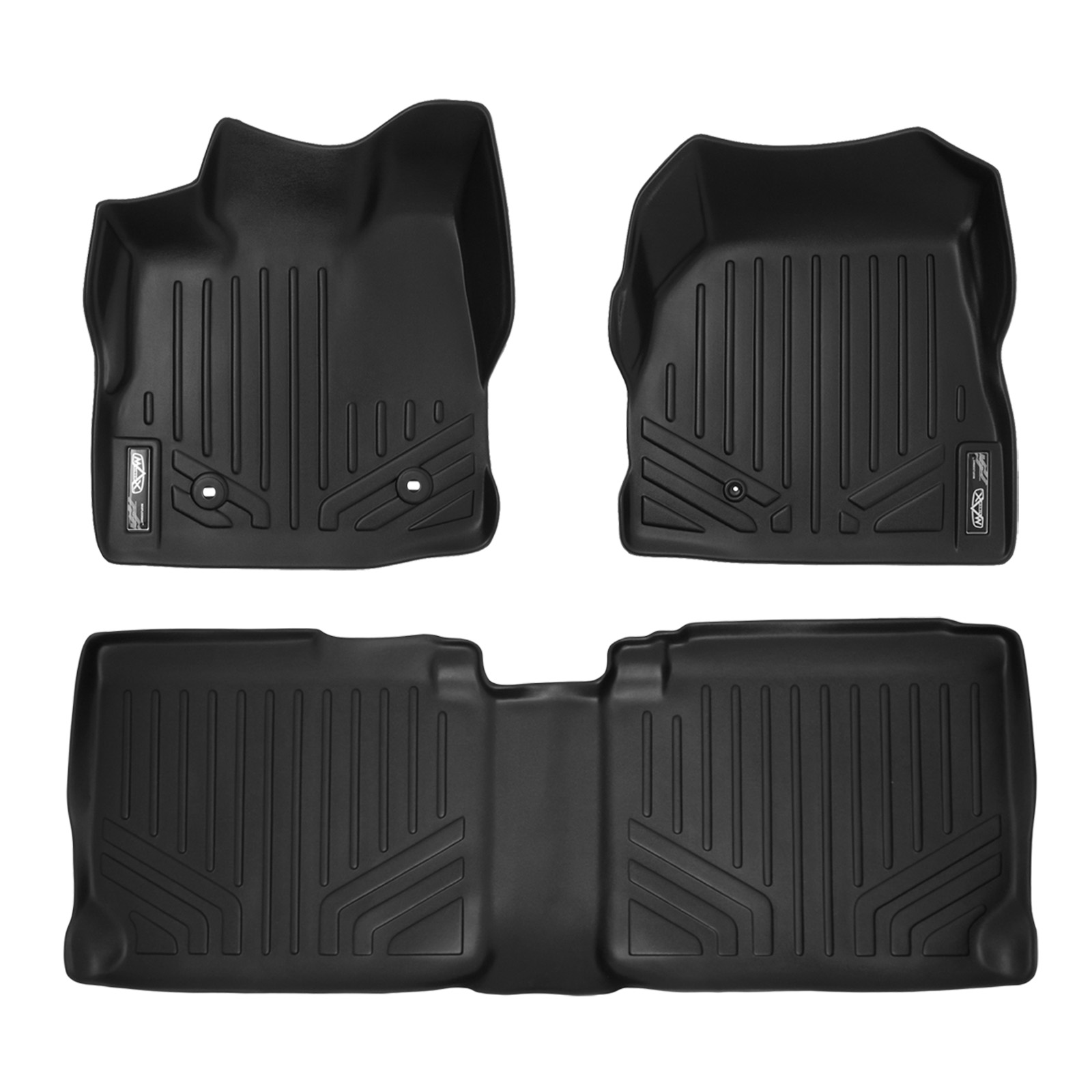 2010-2011 Chevy Equinox MAXFloormat All Weather 2 Rows
