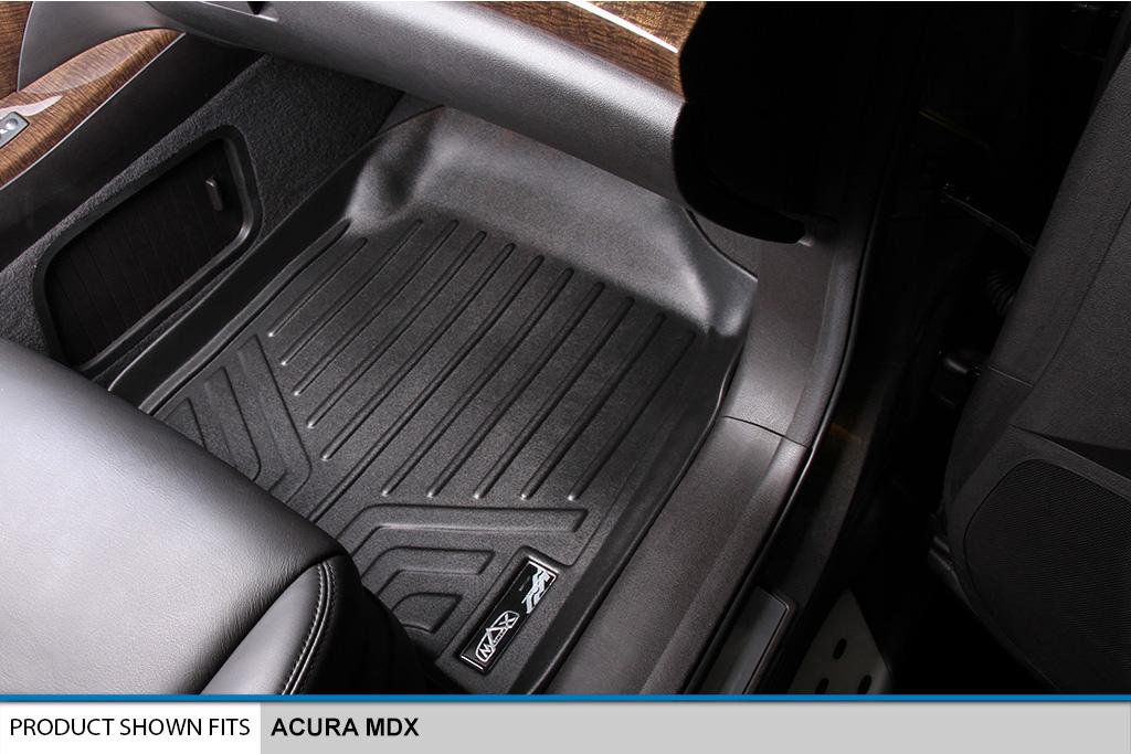 Maxfloormat 2007 2013 Acura Mdx 1st 2nd Amp 3rd Rows Floor
