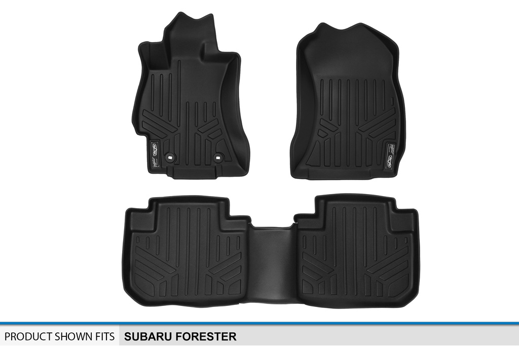 Maxfloormat All Weather Floor Mats Liner For Forester