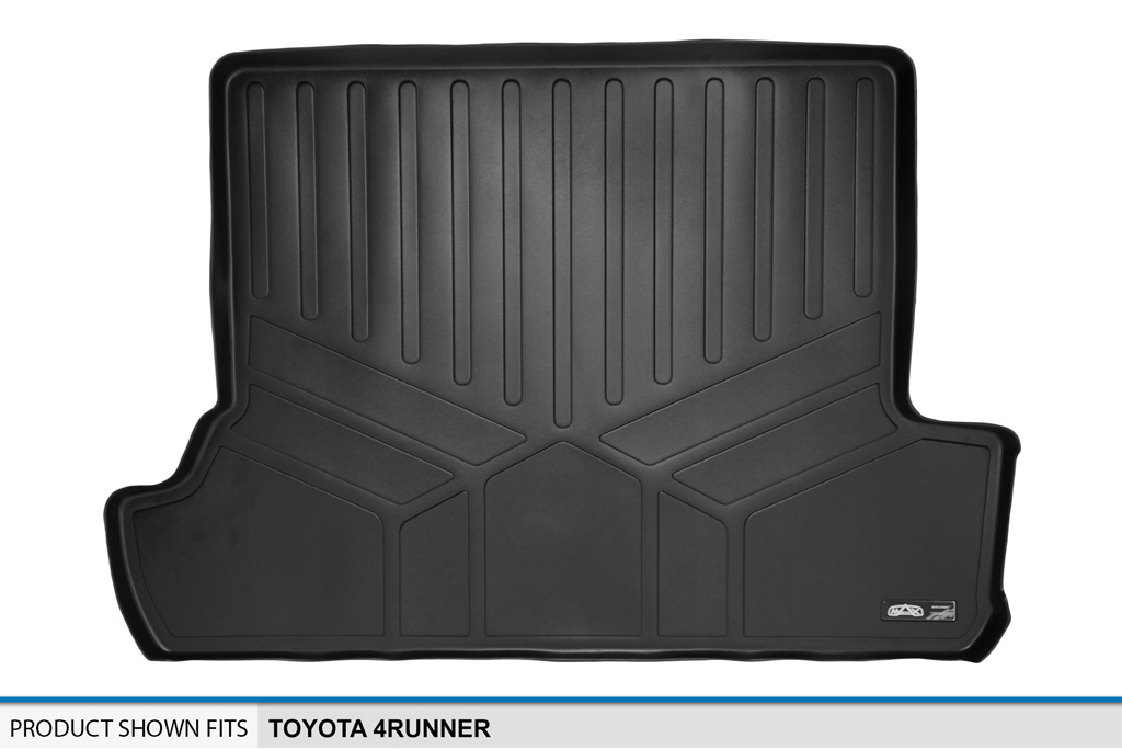 maxtray all weather cargo liner mat for 4runner with 3rd. Black Bedroom Furniture Sets. Home Design Ideas