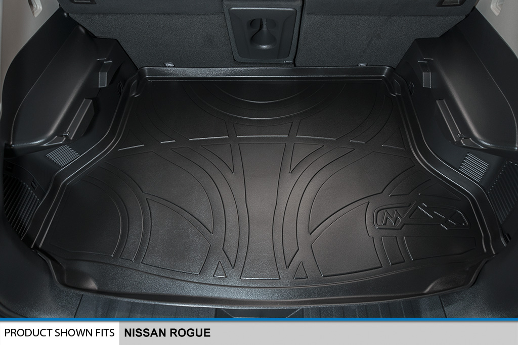 Maxtray All Weather Custom Fit Cargo Liner Mat For Rogue