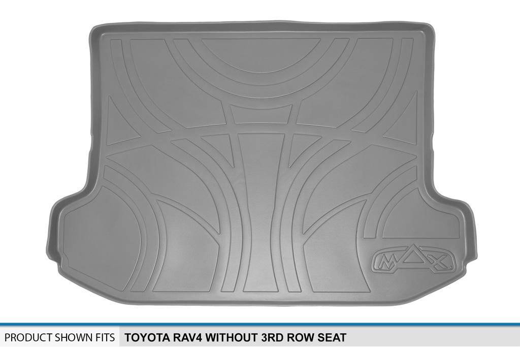 Toyota Rav4 3rd Row Ebay: 2006-2012 Toyota RAV4 W/O 3rd Row Grey Cargo Liner Floor